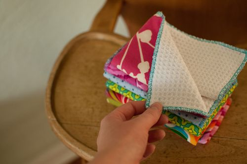easy serger projects