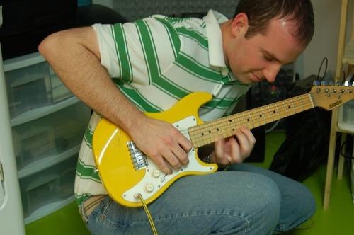 First_guitar